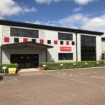 BUSINESS PARK OFFICE LETTING COMPLETED